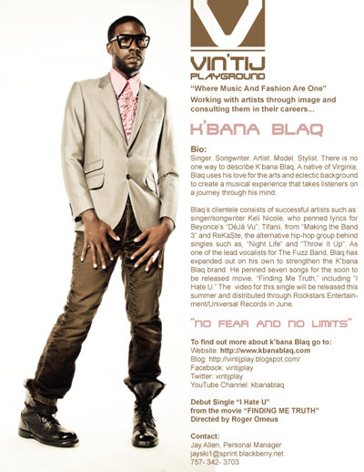 NEW ARTIST ON DECK KBANA BLAQ KILLIN IT!