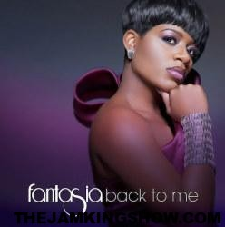 Fantasia 'Back To Me' album cover, track listing & release date