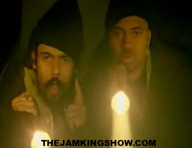As We Enter by Nas & Damian Marley, Music Video