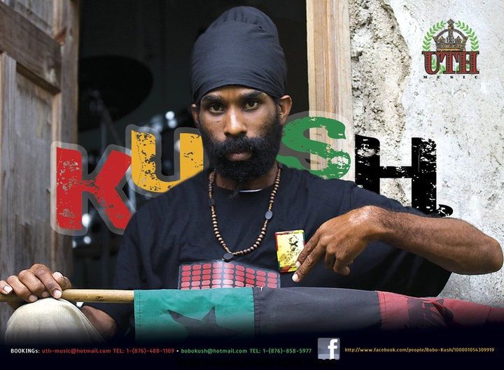 Exclusive interview with reggae superstar  Kush.
