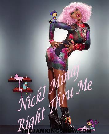"Nicki Minaj ""Right Thru Me"" [Video]"