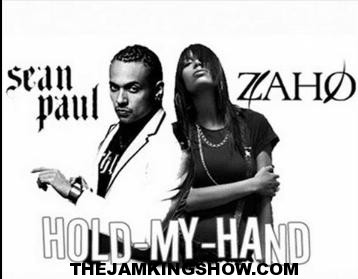 "Sean Paul feat. Zaho ""Hold my hand"" VIDEO"