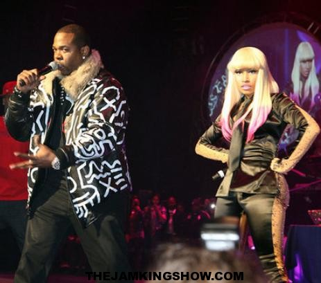 New Music: Nicki Minaj fet Busta Rhymes 'Roman's Revenge (Remix)