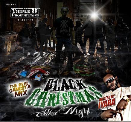 Reggae  Black Christmas – Silent Night (Download)