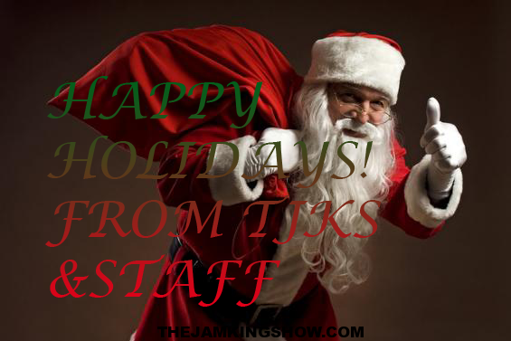HAPPY HOLIDAYS FROM TJKS AND STAFF (MUSIC)