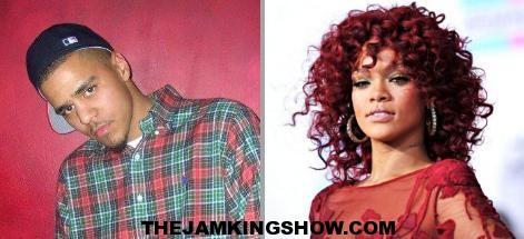 "New Music Rihanna Ft. J. Cole ""S&M Remix"""
