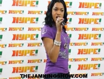 Video: BRIDGEZ PERFORMING, I SAID IT: AT HYPE TV