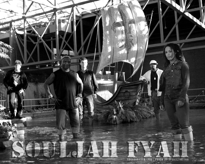 #5 on the Charts Souljah Fyah
