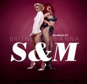 Rihanna, Britney Spears' 'S&M' Remix