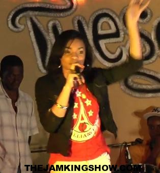 Bridgez Performance at Tuesday Nite At The Mic April (Video)