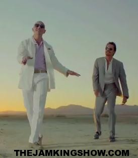 New Video: Pitbull Feat. Marc Anthony – Rain Over Me