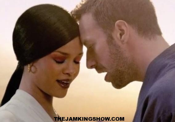 Watch: Coldplay, 'Princess Of China' Video:: Rihanna & Chris Martin