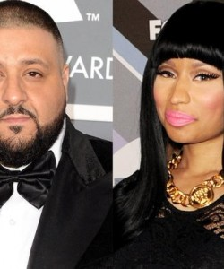 Nicki Minaj Gets Proposed to by DJ Khaled