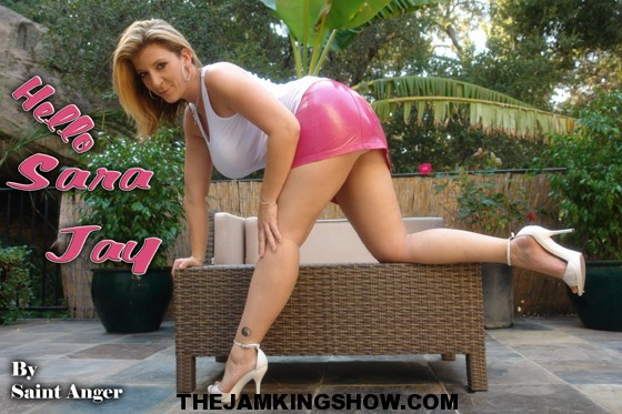 Foreverdc.com Interviews Adult Sensation Sara Jay by Saint