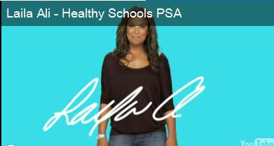 Laila Ali & DoSomething.org Challenge Kids To Get Fit
