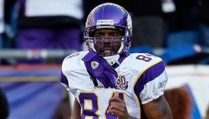 Randy Moss CUT By Minnesota Vikings: Report