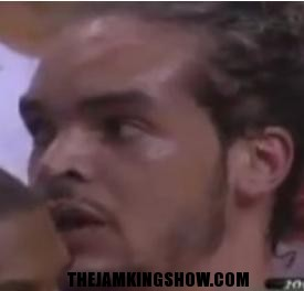 Joakim Noah Apparently Says 'F–k You Faggot' To Fan (VIDEO)
