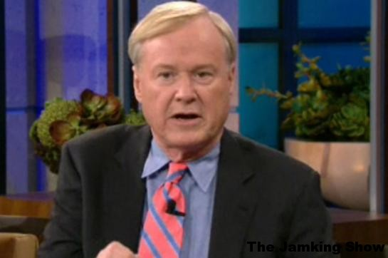 Chris Matthews: 'The President Scares Me'
