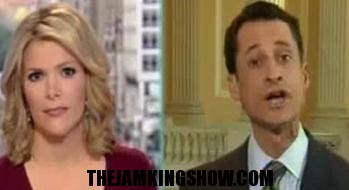New York Congressman Anthony Weiner Face Slaps Fox News Dummy Blondie Megyn Kelly [VIDEO]