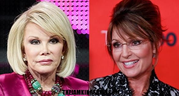 Joan Rivers: FOX Can 'Go F**k Themselves' Over Sarah Palin Controversy