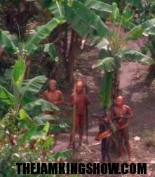 Uncontacted Amazon Tribe Filmed, Governments Take Notice (VIDEO)