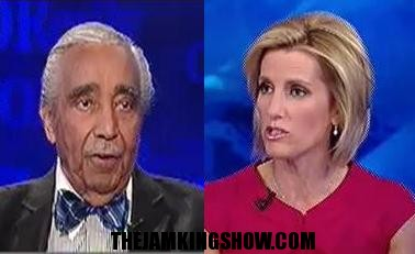 Charlie Rangel Battles With The Queen Of Racism Laura Ingraham, On 'O'Reilly Factor