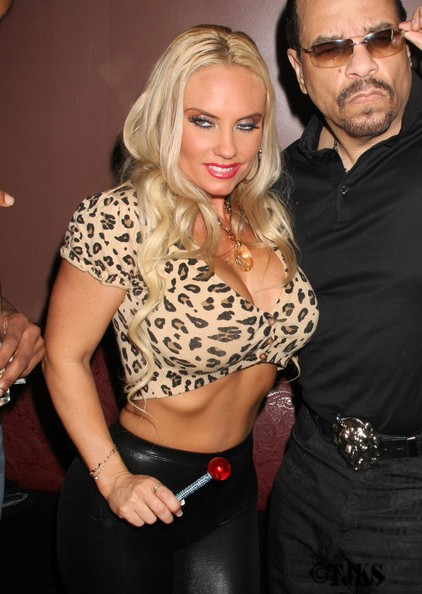 Ice t dating history