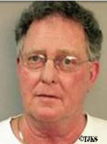 Harry Weisiger is charged with felony reckless endangerment