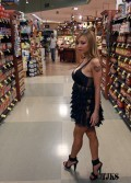 13978_Tila_Tequila_Hot_Outfits_at_Supermarket2_122_392lo