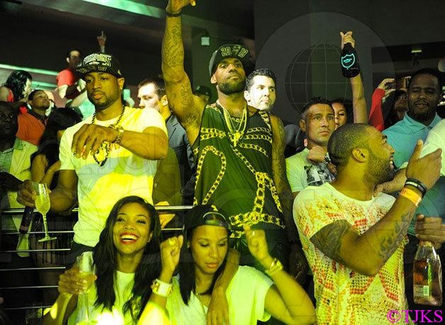 HeyNow!! Miami Heat run up $100K champagne tab at post-Game 7 bash, club owner comps them again
