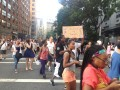trayvon march in NYC after verdict 7-14-2013