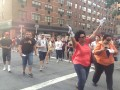 trayvon march in NYC after verdict (7)