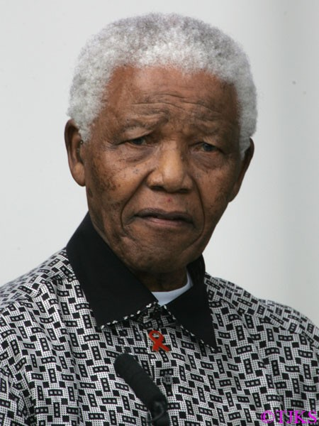 R.I.P Nelson Mandela Dies At 95!!