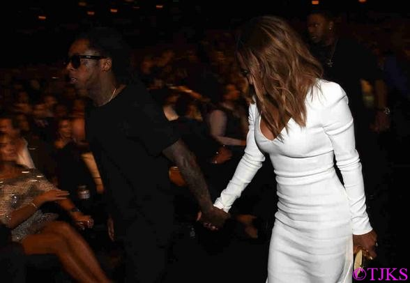 Christina Milian and Lil Wayne Hold Hands at the 2014 ESPYs  Are They Official?